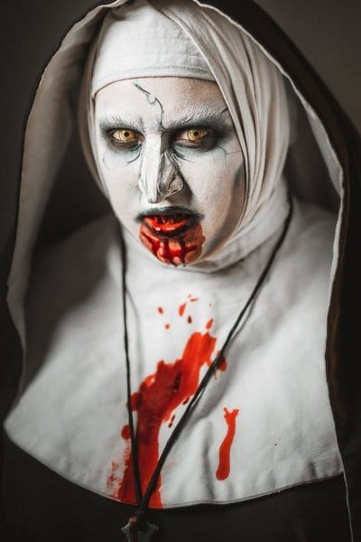 Bloody Nun - Eos Andy